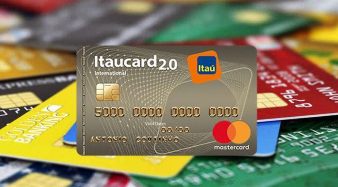 Como solicitar um novo cartão de crédito Itau Card