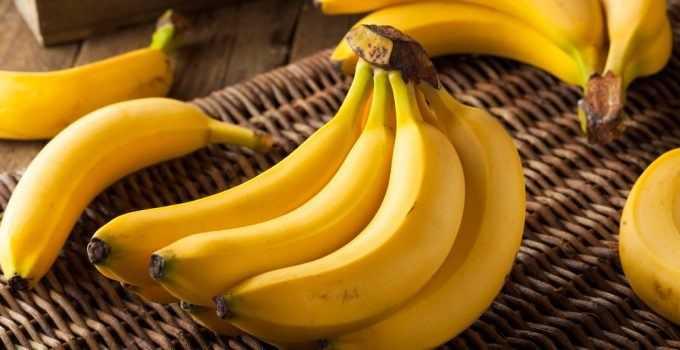 Alguns dos benefícios da banana
