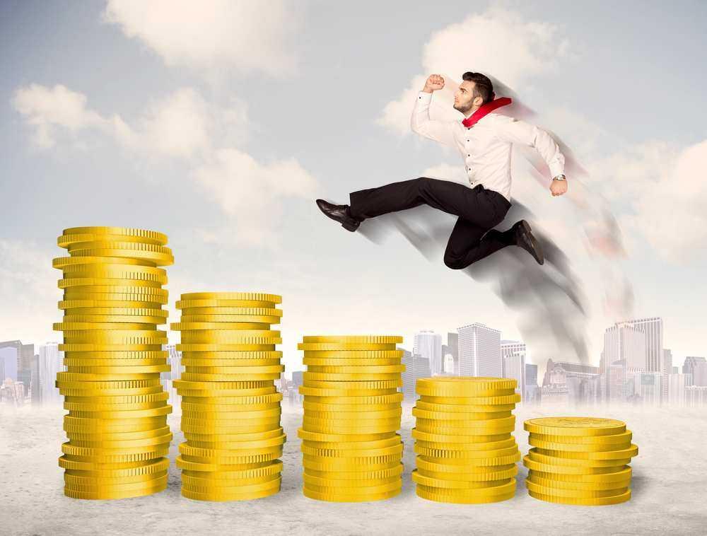 Enriquecer financeiramente - Construção psicológica