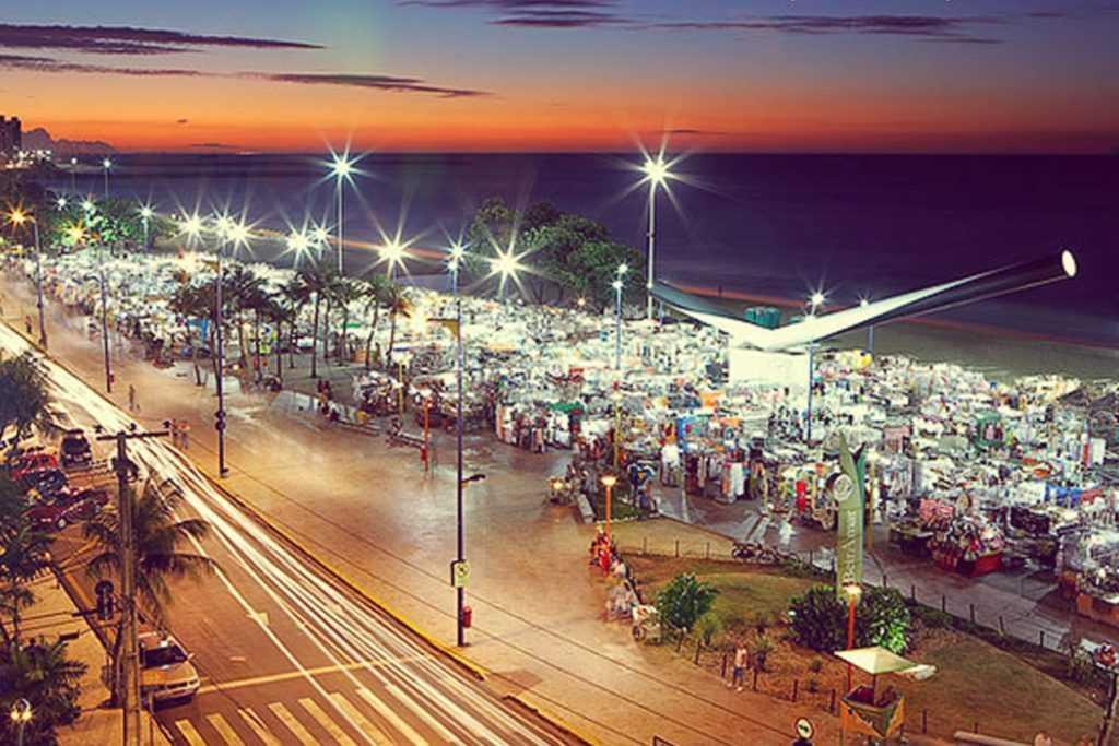 Feirinha de Beira Mar