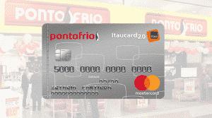 Conhecendo o cartão de crédito Ponto Frio Conhecendo o cartão de crédito Ponto Frio
